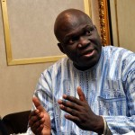 Special Adviser to the President on Media and Publicity, Dr. Reuben Abati