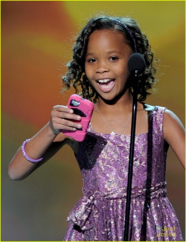 Quvenzhané Wallis was a hot tip to become the youngest ever Oscar winner in the Best Actress category last year