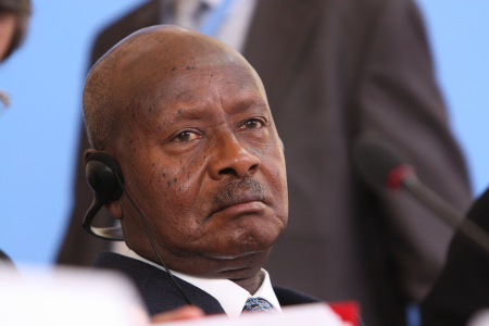 Museveni has been less bullish about Uganda's anti-gay laws following international condemnation and threats to reduce much-needed aid.