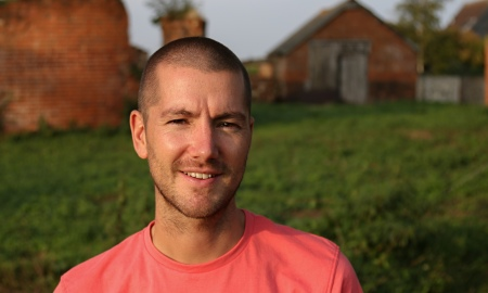 Will Pooley has completely recovered from Ebola and is about to return to his nursing work in Sierra Leone