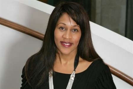 Karen Blackett has been named as Britain's most influential black person