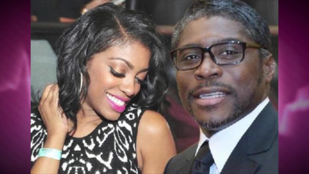 Mangue has reportedly been dating RHOA celebrity Porsha Williams