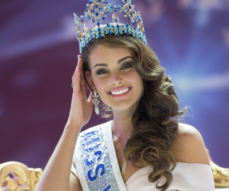 Miss South Africa and now Miss World 2014
