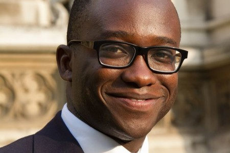 Cabinet Minister Sam Gyimah