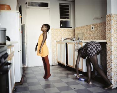 Untitled 3, Ponte City, Johannesburg, 2008 (c) Mikhael Subotzky & Patrick Waterhouse