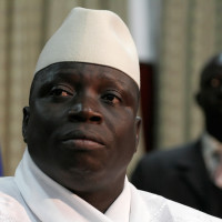 Yahya Jammeh has ruled Gambia with an iron fist since seizing power in a bloodless coup in 1994