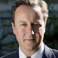 David Cameron wishes everyone a very happy new year