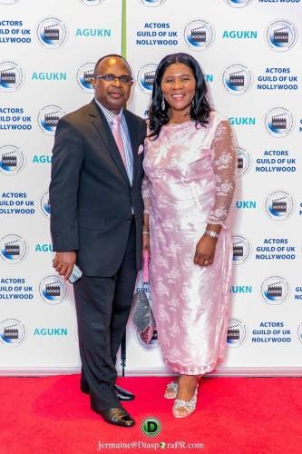 Dr. & (Mrs) Boma Douglas President Engineers Forum UK